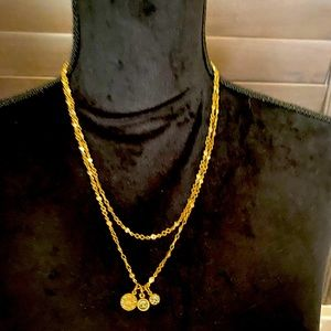 Necklace- layered